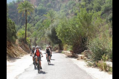 Cycle Morocco's Great South tour