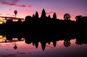 Family Fun In Cambodia