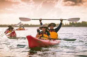 Cuba by Kayak tour