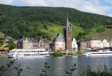 Legends of Moselle, Rhine and Main tour