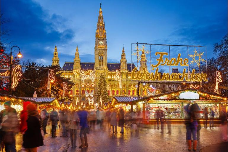 Budapest Munich Christmas Markets of Central Europe Trip