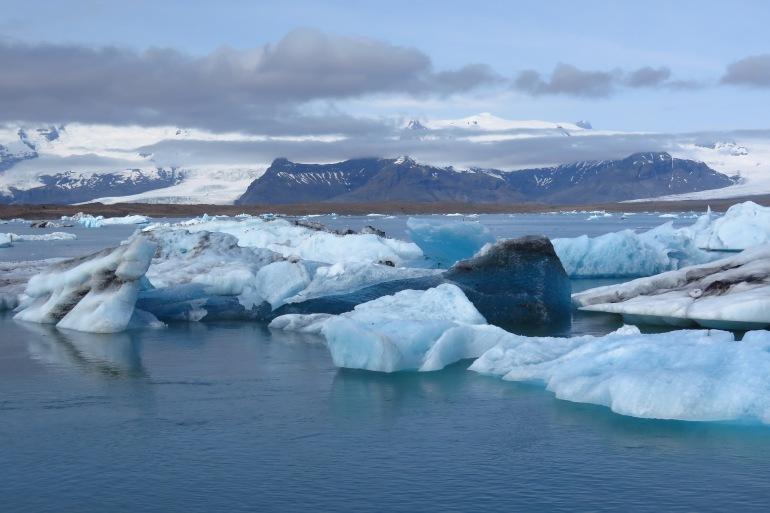 Icebergs on Glacier Lagoon-Iceland-1517259-P