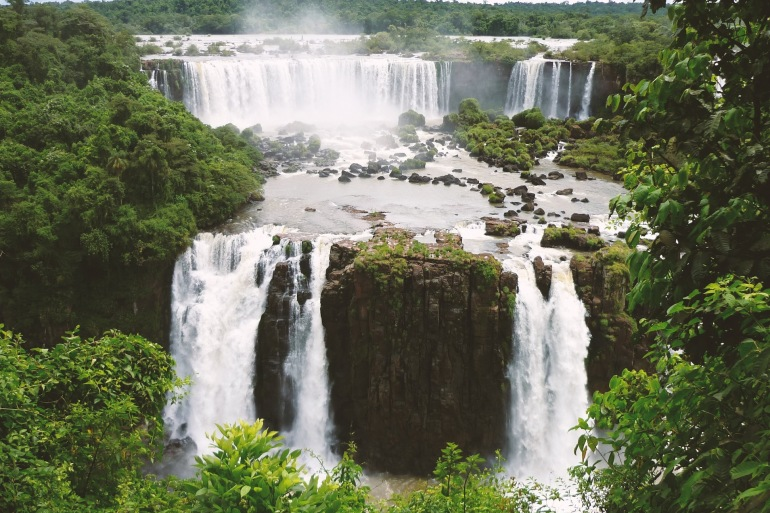 Nature view of Iguazu National Park-Argentina-800464-P