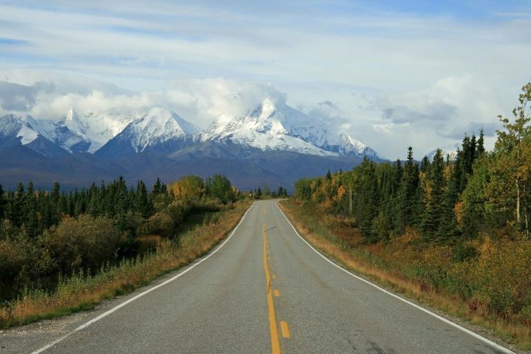 Wilderness nature-Alaska-67164-P