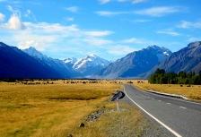 Aoraki (Mount Cook) National Park