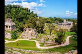 Contrasts of Mexico and Yucatan Peninsula
