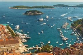 Croatia Sailing Adventure - Dubrovnik to Split tour
