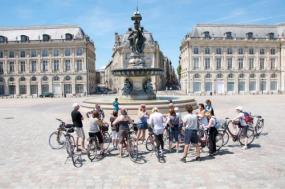 Bordeaux Bike and Barge tour