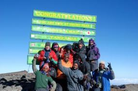 Kilimanjaro - Lemosho Route tour