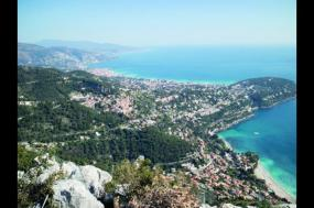 Self-Guided Walking the French Riviera tour
