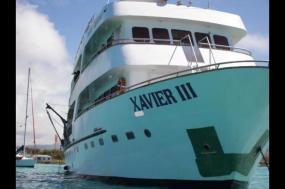 Galapagos Encompassed - Xavier III