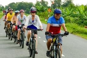 Cycle South East Asia tour