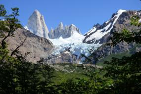 El Calafate & El Chalten, Discovering Glaciers and Trekking the Fitz Roy tour