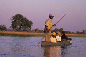 Botswana's Desert & Delta