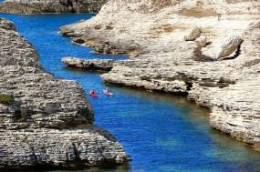 Compelling Corsica: Kayaking in Corsica, France tour