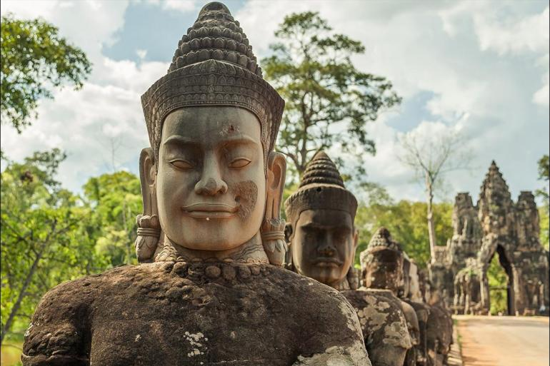 Angkor Wat Hanoi Cambodia & Vietnam Experience Trip