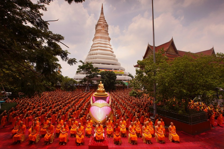 Tradition festival buddhist-Bhutan_464476_P