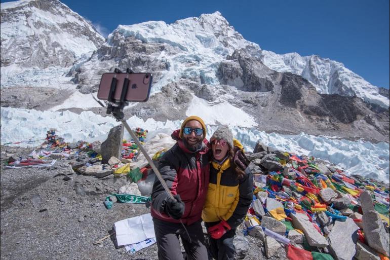 Everest Base Camp Himalayas Everest & Annapurna Trip