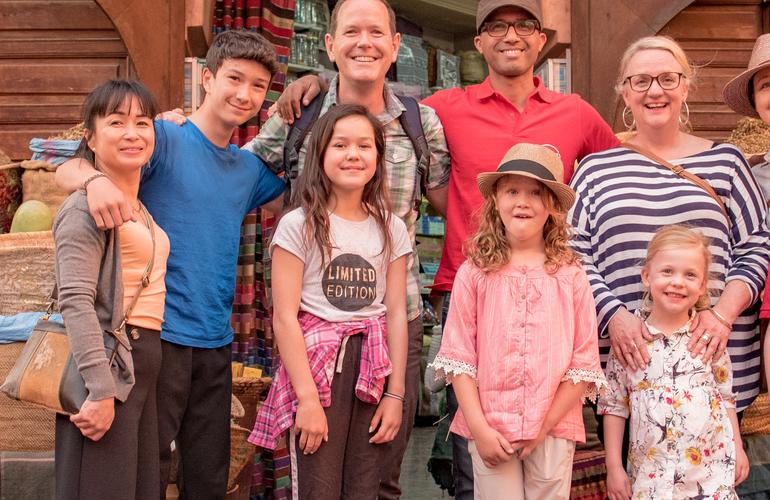 Morocco Family Holiday tour