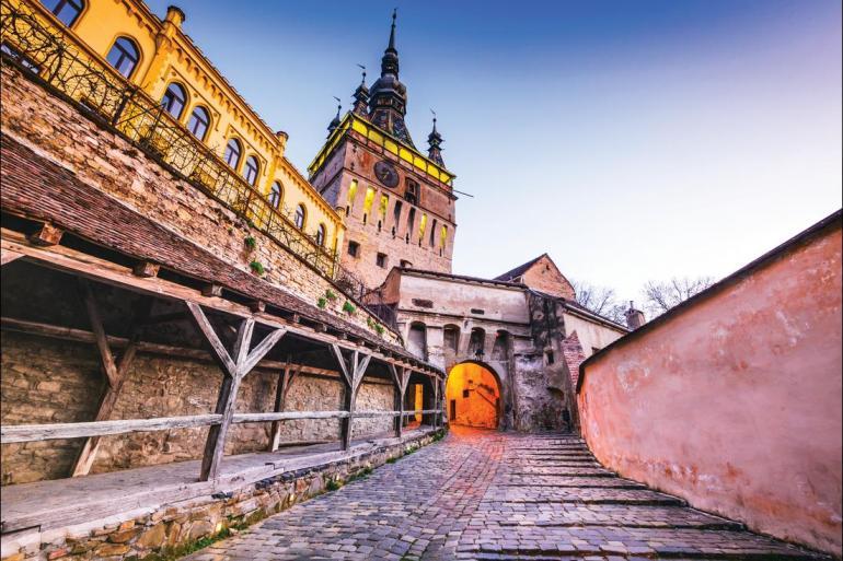 Brasov Bucharest Budapest to Bucharest Trip
