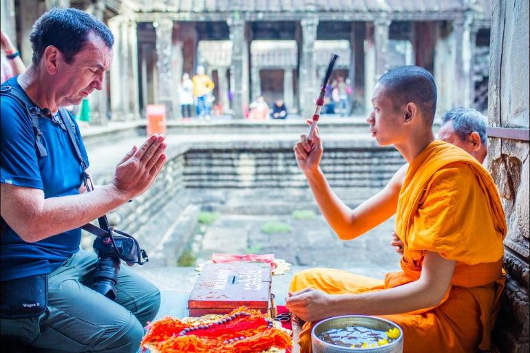Angkor Wat Killing Fields Cambodia & Laos Encounter Trip