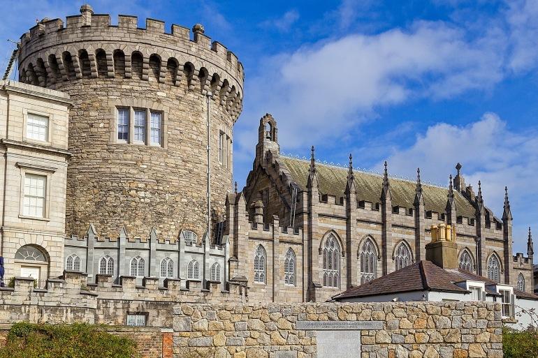 Dublin Castle-Ireland-1049427-P