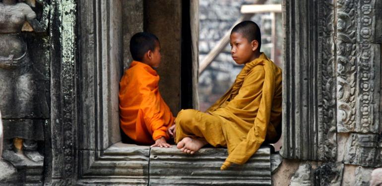Cambodia & Laos Encounter tour