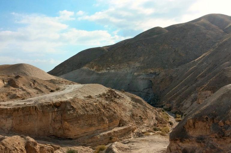 Sand Desert od Judean-Isreal-1696379-P