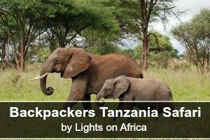 lights on africa