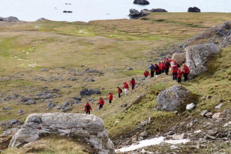 North Spitsbergen, Arctic Spring tour