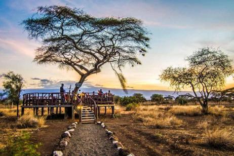 Kenyan Highlights(Twin Room,Start Nairobi, End Nairobi) tour