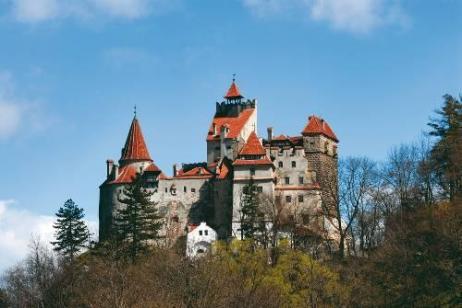 Transylvania Castles & Mountains Guided Walk tour