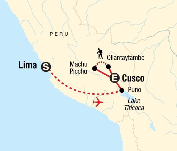 Cusco Inca Trail Classic Peru Trip