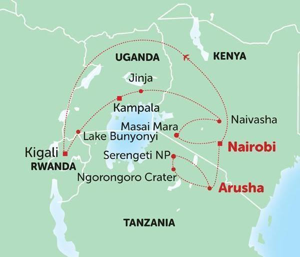 Cultural Culture East Africa & Serengeti package