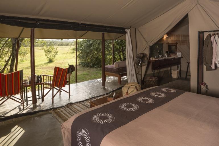 Kenya safari camp
