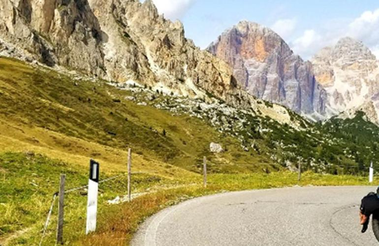 Cycle the Dolomites & Italian Alps: Road Cycling tour