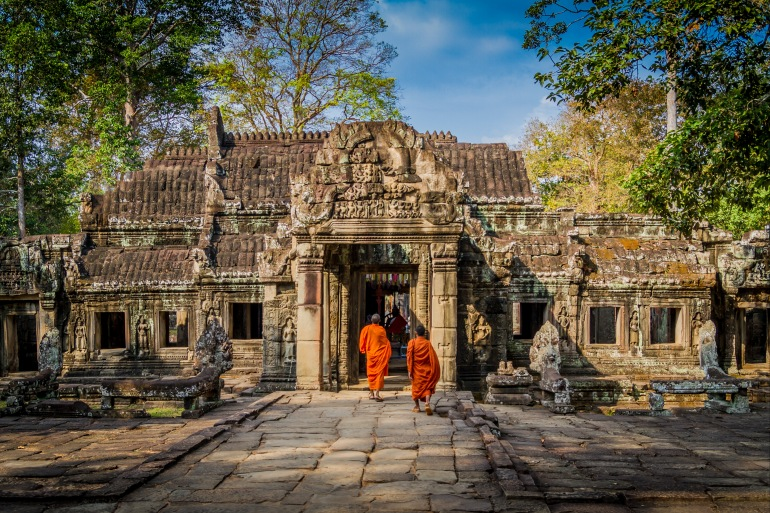 Indochine: Vietnam, Laos and Cambodia tour