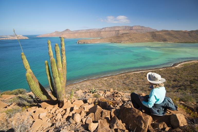 Family Friendly Adventure & Adrenaline Kayaking in Baja: La Paz package