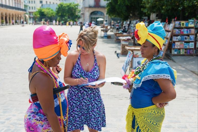 Cuban Rhythms tour