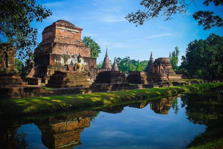 Historic sight Sukhothai-Thailand-1924568-P