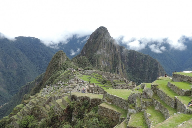 Wondeful Machu Picchu View, Peru