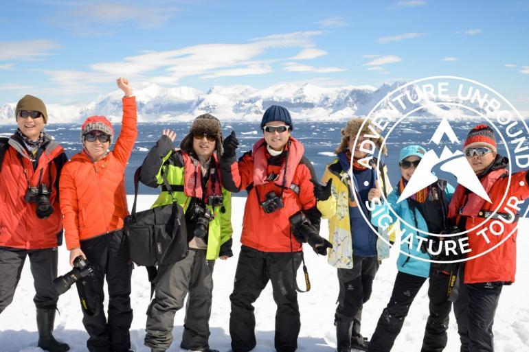 The Antarctic Peninsula - Signature Tour tour