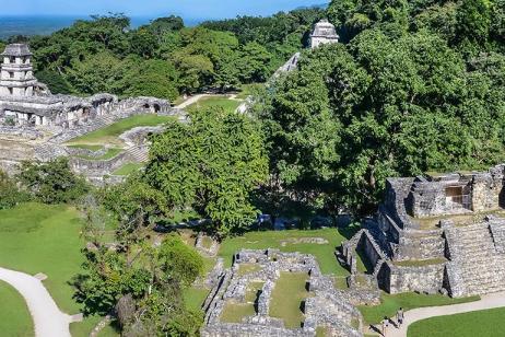 Complete Central America tour