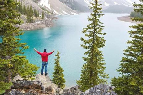 Canada & the Rockies plus Calgary Stampede(Twin Room,Start Vancouver, End Vancouver) tour