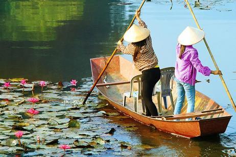 South Vietnam Coastal Cruising: Danang to Ho Chi Minh tour