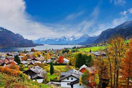 Self-Guided Austrian Lakes Walk - Premium tour