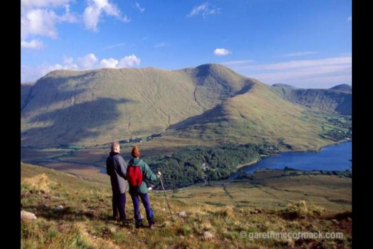 Cultural Hiking Connemara 2 Day - Self Guided - Walking Tour package