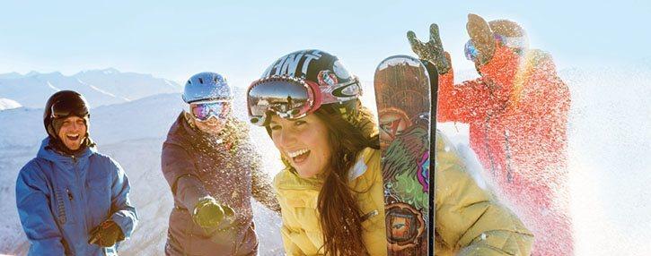 Ski New Zealand tour