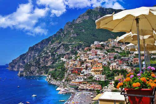Vistas of the South: Rome, Sorrento & Amalfi Coast tour