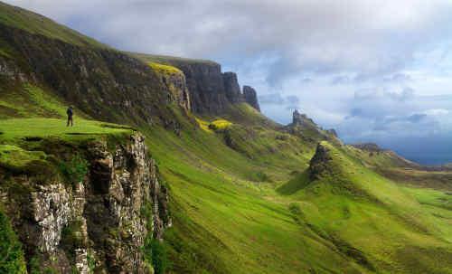 Highlights of Scotland & Ireland tour